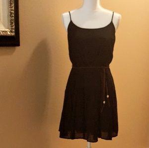 ⚘Cute black dress